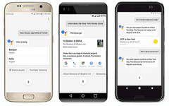 Google Assistant on Samsung Galaxy S7, LG V20 and HTC 10