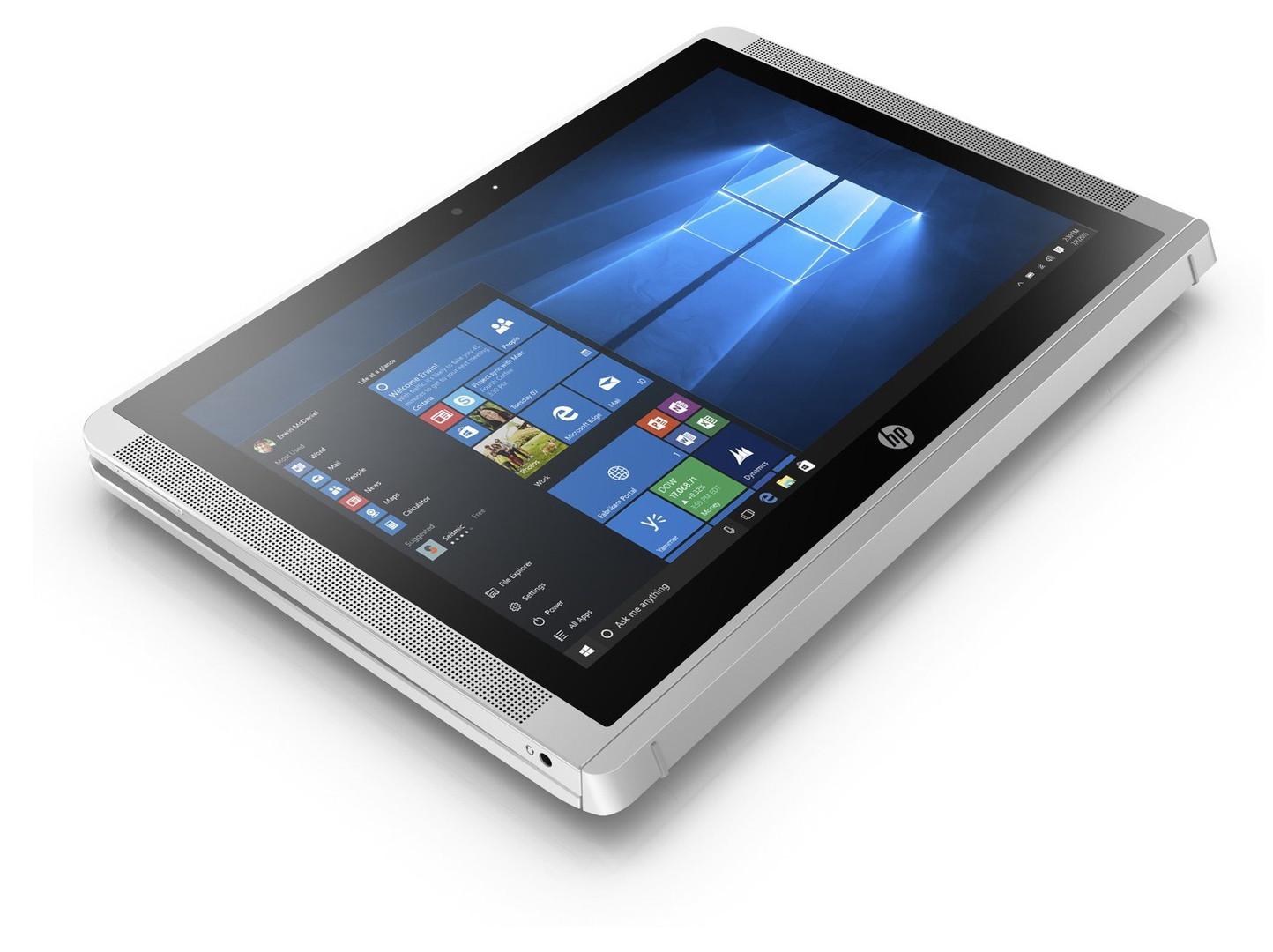 HP X2 210 G2 X5 Z8350 EMMC WXGA Convertible Review