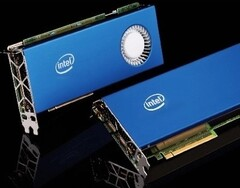 A multi-GPU combo between the CPU iGPU and a discrete Xe graphics card could give Intel the edge over the AMD and Nvidia competition. (Source: PCGamesN)