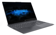 The Legion Slim 7i claims to be the world's slimmest GeForce RTX-powered laptop. (Image Source: Lenovo)