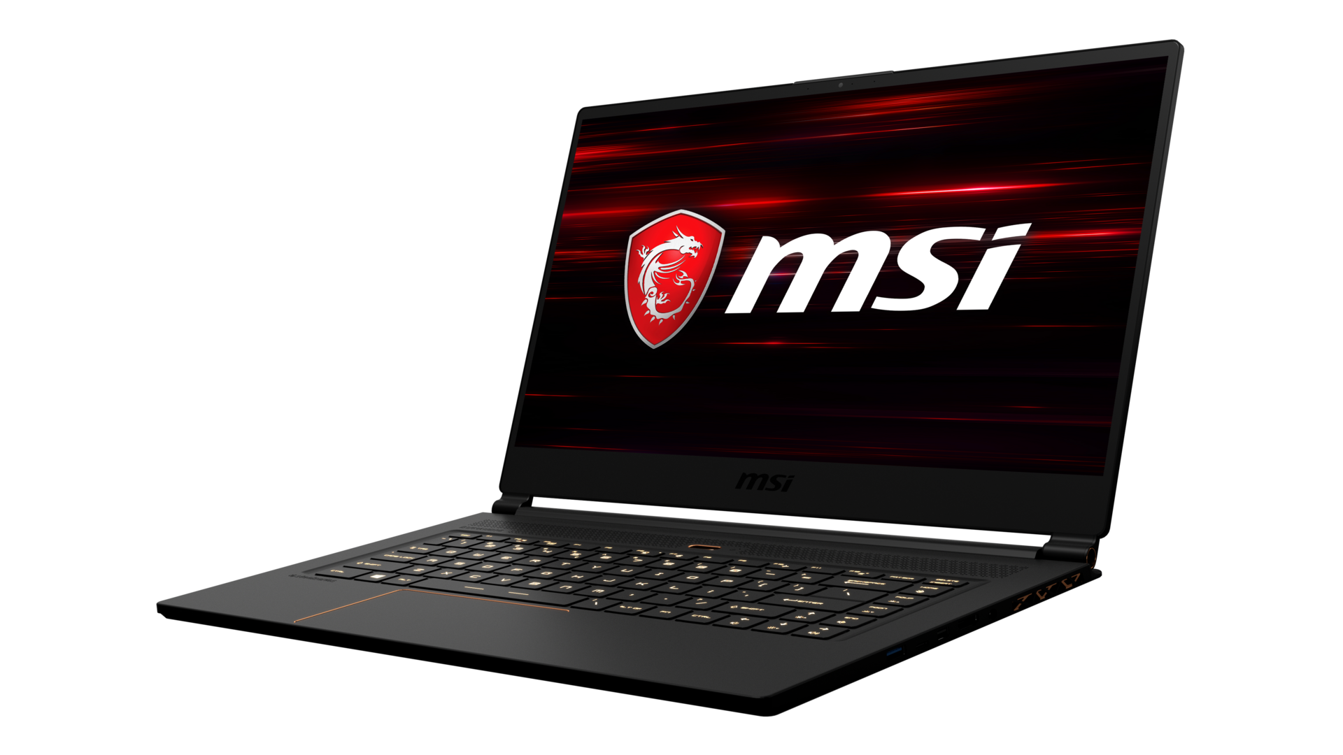 The Msi Gs65 Is Finally Bringing Narrow Bezels To Notebook
