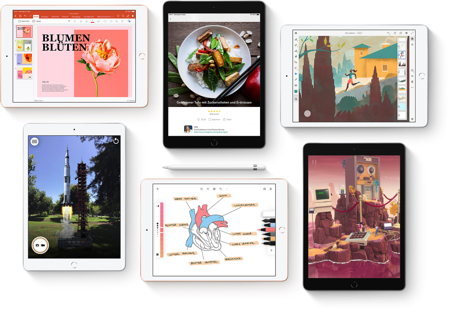 Apple iPad 7 2019 Tablet Review: Small changes with a big