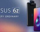 The ZenFone 6 will launch as the Asus 6Z in India on June 19. (Source: Flipkart)