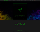 "Razer CEO will livestream a mysterious ""new flagship lineup"" on October 10 (Source: Razer)"