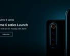 Realme will launch the 6 series in Europe. (Source: Realme)