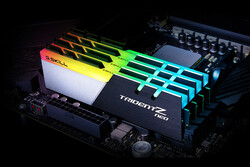 Desktops can offer more RAM expandability and of course, RGB. (Image Source: G.SKILL)