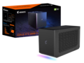 Aorus Gaming Box eGPU makes a pretty strong case for Thunderbolt over the proprietary Asus ROG XG Mobile alternative (Source: Gigabyte)