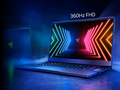 As if the Razer Blade 15 wasn't thin enough, the new 2021 model will be even thinner with new GeForce 3080 GPUs, Advanced Optimus, and 360 Hz FHD displays (Image source: Razer)