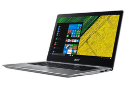 The Acer Swift 3 SF314-52G-89SL, supplied by: notebooksbilliger.de