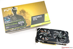 The KFA2 GeForce GTX 1660 Super 1-Click OC Desktop GPU review. Test device courtesy of KFA2.
