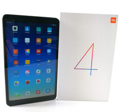 The Xiaomi Mi Pad 4 (LTE) in review. Test device courtesy of tradingshenzhen.com.