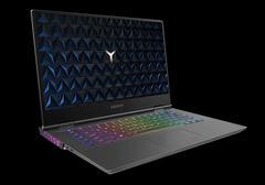The upcoming Lenovo Legion Y40 is just one of many laptops that will offer an i7-9750H option. (Source: Lenovo)