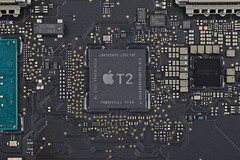 The Apple T2 chip has earned a lot of criticism from right-to-repair advocates. (Source: iFixit)