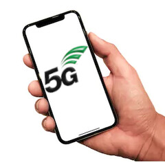 A 5G iPhone is in the works, but may not hit the market until 2021. (Image source: stock images w/ edits)