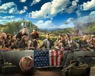 Far Cry 5 currently has a score of 75 on Metacritic for the PC version. (Source: Polygon)