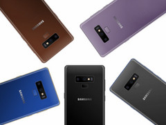 Samsung Galaxy Note 9 Android phablet gets camera improvements and the September 2018 security patch (Source: Samsung)