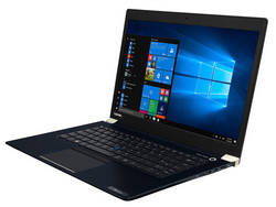 The Toshiba Tecra X40-E-10W, provided by Toshiba Germany.