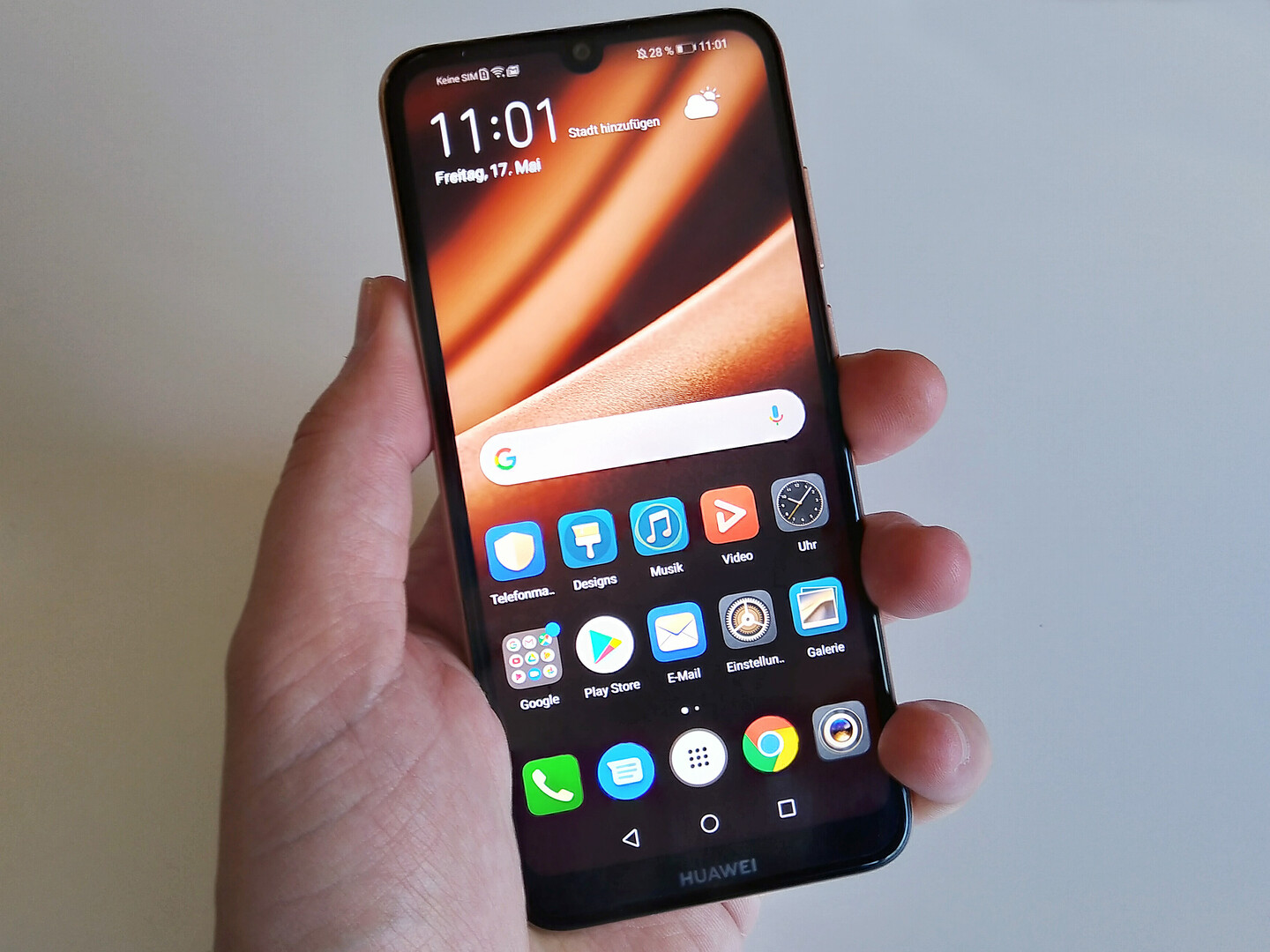 Huawei Y6 (2019) Smartphone Review - NotebookCheck net Reviews