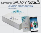 Samsung Galaxy Note 3 Olympic Games Edition Sochi 2014 Winter Olympics