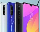 Not all versions of the Mi 9 Lite/Mi CC9 have been upgraded to Android 10. (Image source: Xiaomi)