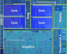 Intel Ice Lake brings the benefits of 10nm to ultrabooks. (Source: Intel)