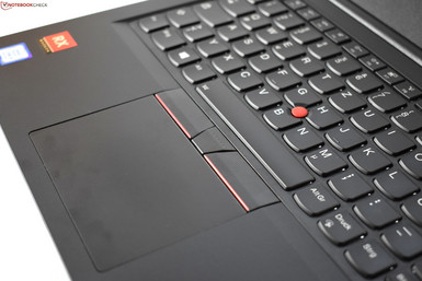 Touchpad & TrackPoint combination