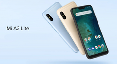 The August security patch has now been issued to the Mi A2 Lite. (Image source: Xiaomi)