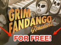 GOG kicks off their Winter Sale with a free copy of Grim Fandango: Remastered