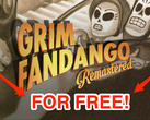 Deal | GOG kicks off their Winter Sale with a free copy of Grim Fandango: Remastered