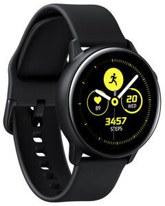 Samsung Galaxy Watch Active in black (Source: Samsung)