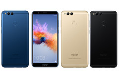 Huawei Honor 7X Android smartphone launches in the US January 2018