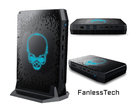 Phantom Canyon may be the NUC 11 Extreme on launch. (Source: FanlessTech)