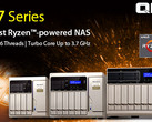 QNAP TS-x77 NAS lineup with AMD Ryzen (Source: QNAP Systems)