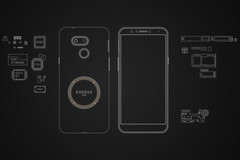HTC is planning a cheaper sequel to the Exodus blockchain smartphone dubbed the Exodus 1s. (Source: HTC)