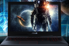 Asus FX503 offers a no-frills gaming and multimedia experience. (Source: Asus)