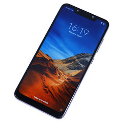 The Pocophone F1 is already available in Romania for ~US$487. (Source: PC Garage)