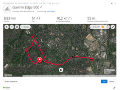 Garmin Edge 500 - Overview