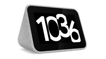Lenovo Smart Clock. (Source: Lenovo)