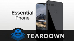 The Essential Phone is essentially irreparable (Source: iFixit)