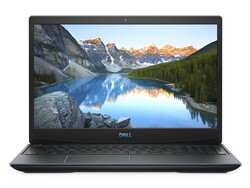In review: Dell G3 15 3500. Test device provided by: