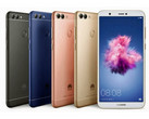 Huawei Enjoy 7S/PSmart Android smartphone color options