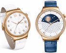 Huawei Watch Elegant and Jewel editions by Swarovski