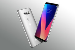 The LG V30. (Source: The Pocket Lint)