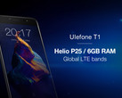 Ulefone T1 with Helio P25 announced