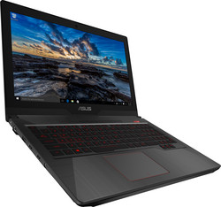 At $850 USD, the FX503VD is the second most affordable notebook on this list with an arguably more appealing visual design than the competing GL62M
