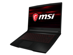 In review: MSI GF63 8RC