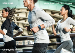 The new Sport smartwatch and IconX earbuds are the latest additions the Samsung Gear device family. (Source: Samsung)