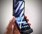 The Galaxy Z Flip has been touted to have a similar form factor to the Motorola RAZR. (Source: CNET)