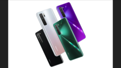 The Nova 7 SE Vitality Edition. (Source: Huawei)