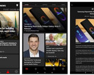 Microsoft News app for Android, iOS, Windows 10, and the Web now available June 2018 (Source: Google Play)
